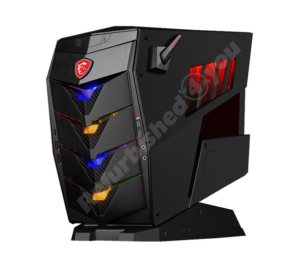 Gamer PC MSI Aegis 3 8RD, i7-8700 3,2Ghz 16GB 256GB SSD 1TB GTX1070 8GB Win10Pro (1.Wahl)
