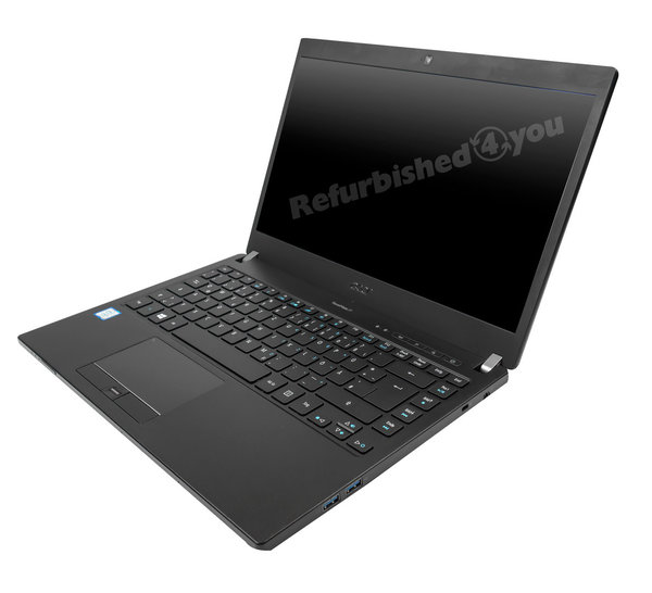 "ACER TravelMate TMP648-G2-M-56EW; 14"" (35cm) i5-7200 2,5Ghz 8GB 256GB SSD Win10Pro (1.Wahl)"