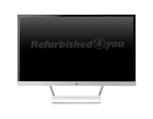 "HP Pavilion 27xw 27"" (68,6cm), LED, IPS-Panel, 2x HDMI, Silber/Weiß (1.Wahl)"