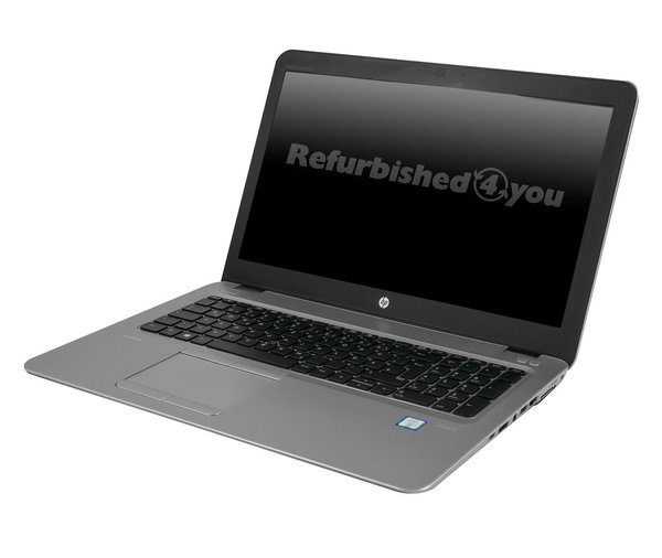 "HP EliteBook 850 G3 15,6"" (1920x1080) i5-6200U 2,3Ghz 8GB RAM 240GB SSD WebCam Win10Pro (1.Wahl)"
