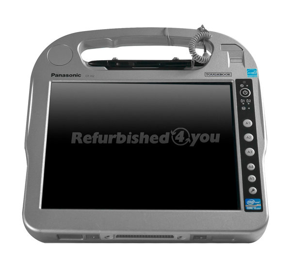 "Panasonic Toughbook CF-H2 10,1"" (25,65cm) 1024x768 Touch i5-2557M 1,7Ghz 4GB 160GB HDD (2.Wahl)"